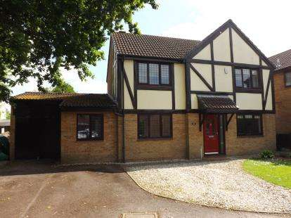 4 Bedrooms Detached House for sale in Homefield, Yate, Bristol, Gloucestershire