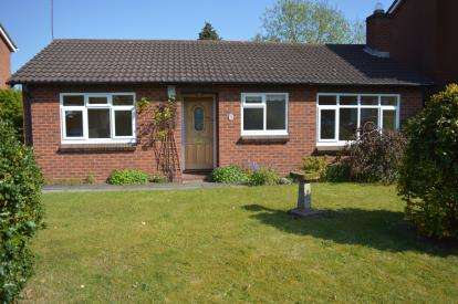 2 Bedrooms Bungalow for sale in Larch Close, Lichfield