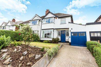 3 Bedrooms Semi Detached House for sale in Westlands Road, Moseley, Birmingham, West Midlands