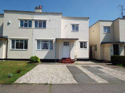 3 Bedrooms Semi Detached House for sale in Silver End, Witham