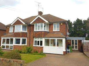 3 Bedrooms Semi Detached House for sale in Gayhurst Drive, Sittingbourne