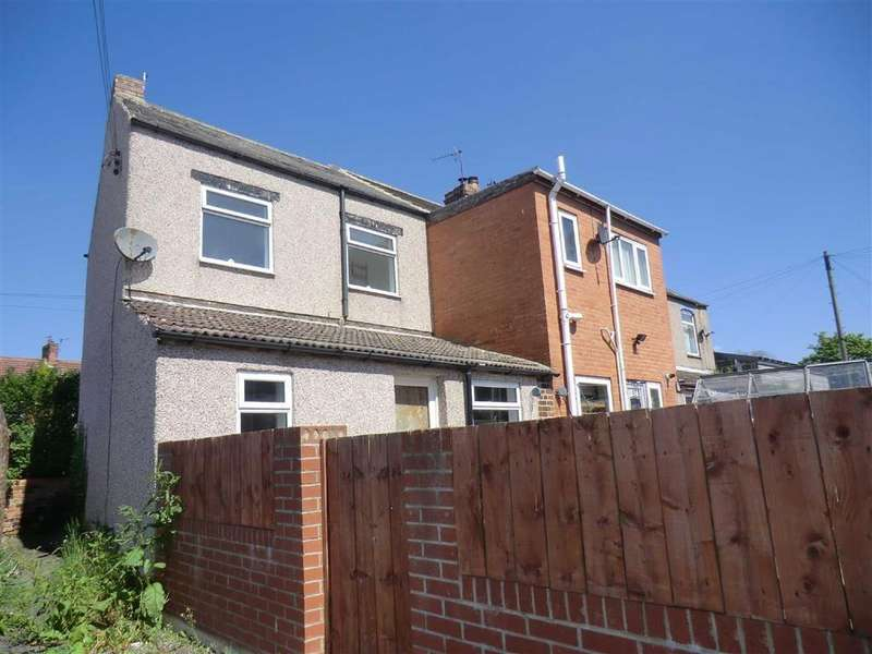 2 Bedrooms End Of Terrace House for sale in 4, Oswald Place, Ferryhill