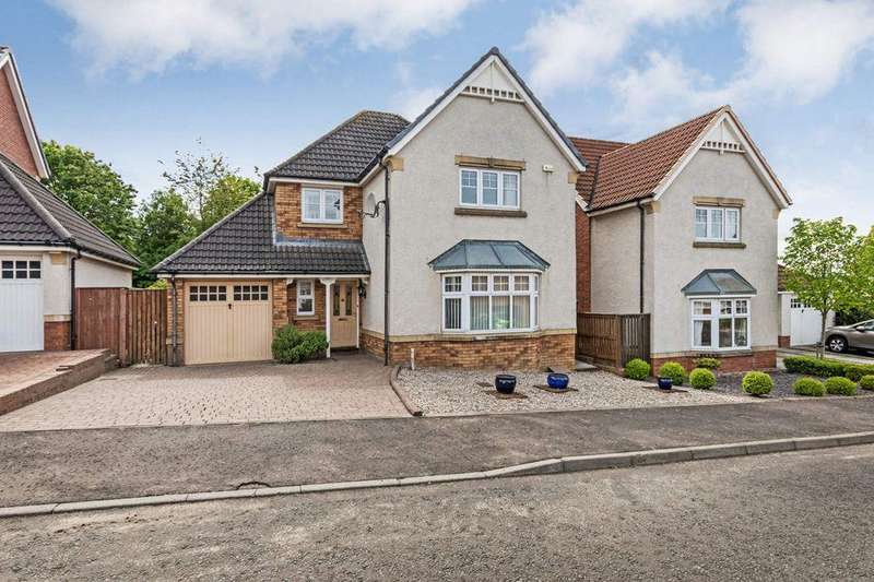 4 Bedrooms Detached House for sale in 219 The Murrays, Liberton, EH17 8UN