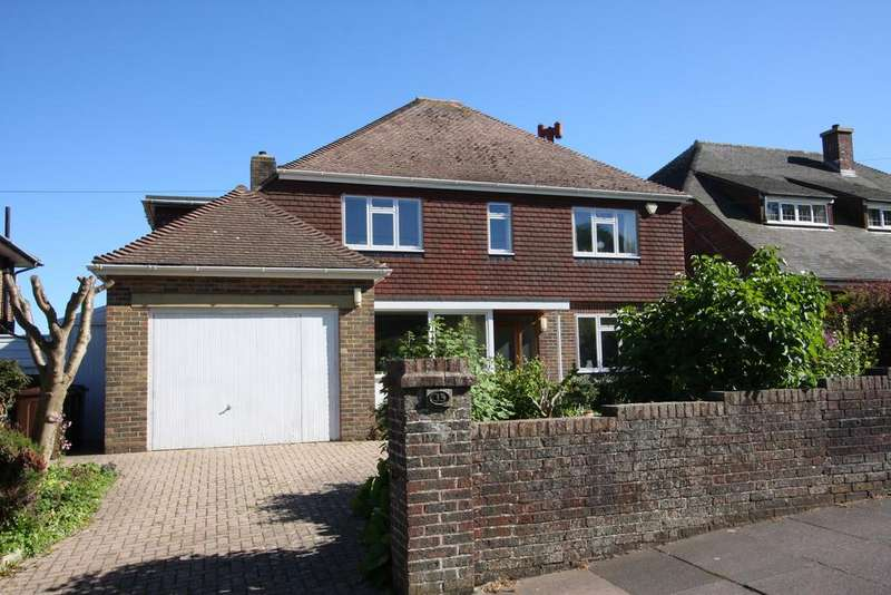 4 Bedrooms Detached House for sale in Upland Road, Eastbourne BN20