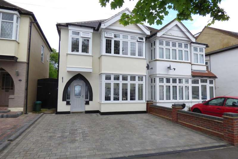 3 Bedrooms Semi Detached House for sale in Upminster Bridge RM14