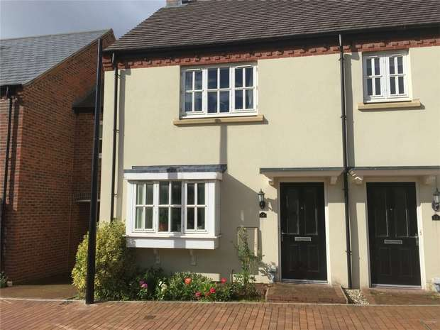 3 Bedrooms Terraced House for sale in 14 Harding Wood, Lightmoor, Telford, Shropshire
