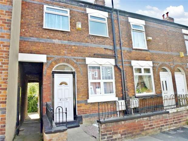 5 Bedrooms Terraced House for sale in Forbes Road, Offerton, Stockport, Cheshire