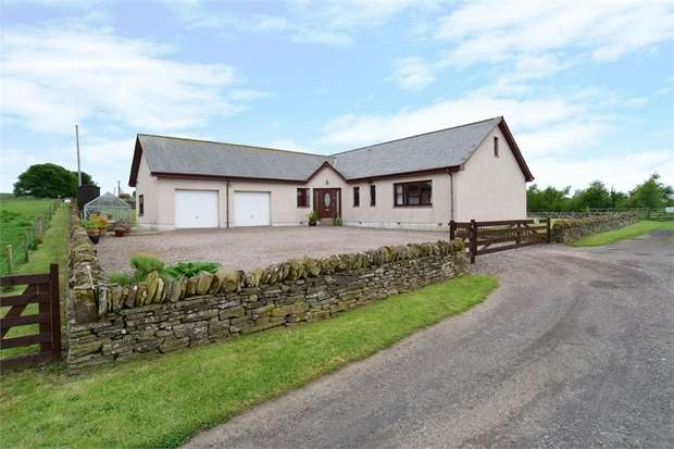 4 Bedrooms Detached Bungalow for sale in Forfar, Forfar, Angus