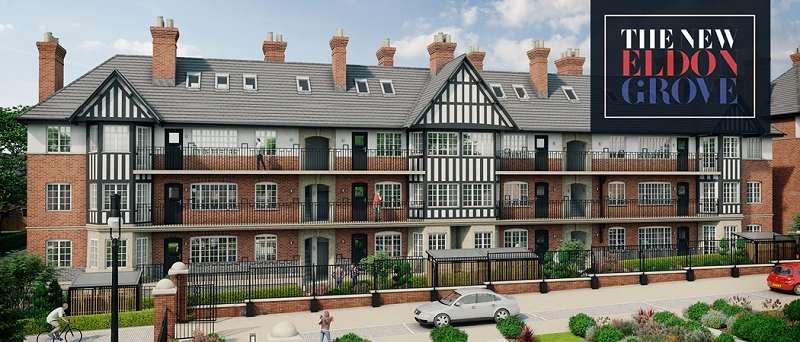 1 Bedroom Flat for sale in Eldon Street, Eldon Grove, Liverpool, Merseyside. L3