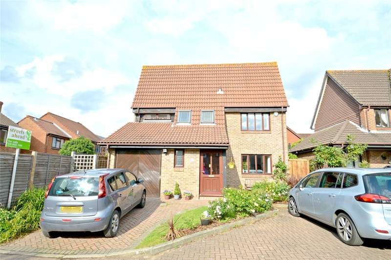 4 Bedrooms Detached House for sale in Lupin Close, Croydon
