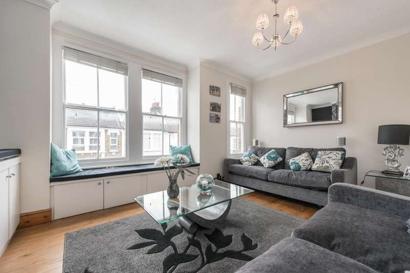 2 Bedrooms Flat for sale in Hiley Road, Kensal Green NW10