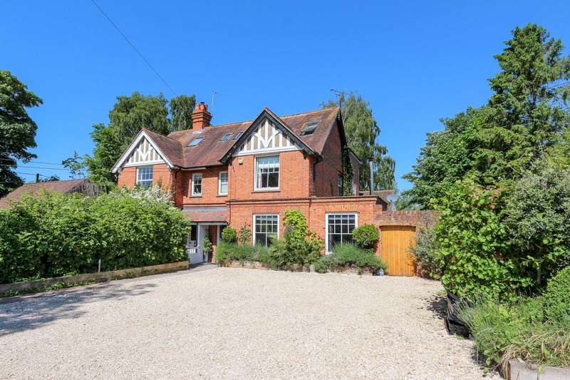 4 Bedrooms Semi Detached House for sale in Wallingford Road, Cholsey