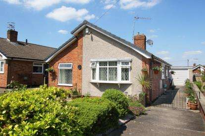 3 Bedrooms Bungalow for sale in Beeley Close, Inkersall, Chesterfield, Derbyshire