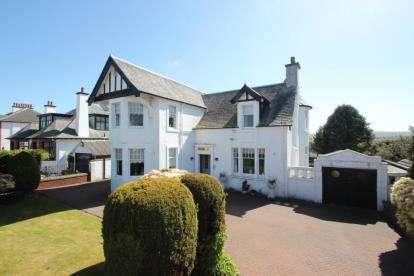 4 Bedrooms Detached House for sale in Gartmore Road, Paisley, Renfrewshire