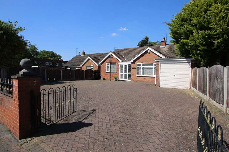 2 Bedrooms Detached Bungalow for sale in Whittington Road, Norton, Stourbridge, DY8