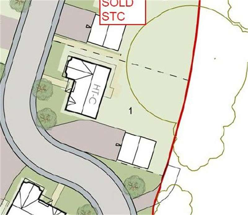Plot Commercial for sale in The Paddock, Van Road, Caerphilly, CF83