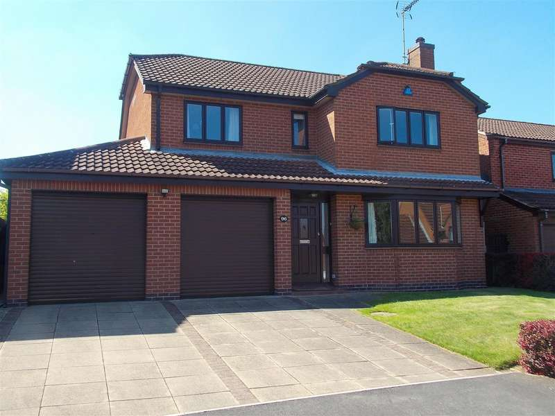 4 Bedrooms Property for sale in Springfield Avenue, Sandiacre