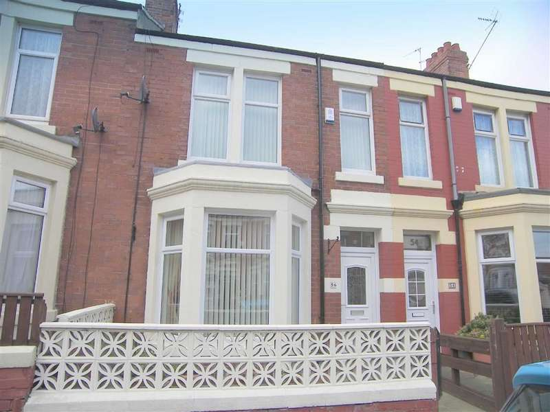 3 Bedrooms Property for sale in Oxford Street, Whitley Bay, Tyne & Wear, NE26