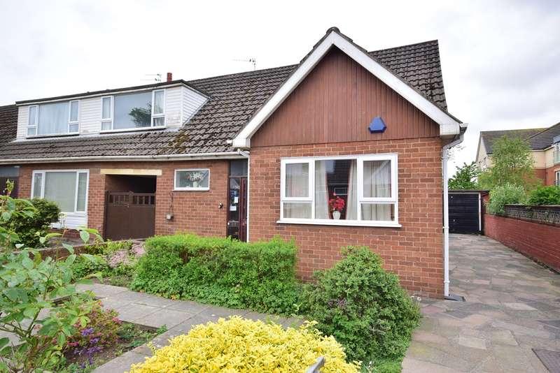 3 Bedrooms Semi Detached Bungalow for sale in Grassington Road, Lytham St Annes, FY8