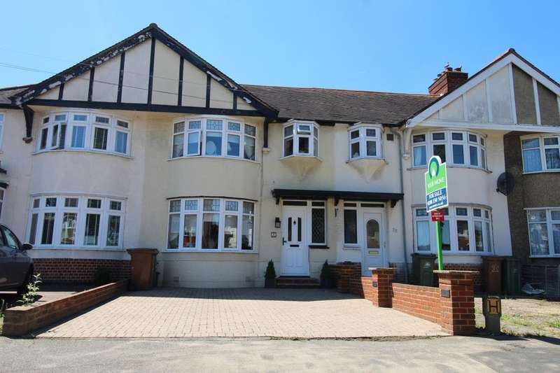 3 Bedrooms Property for sale in Egham Crescent, Cheam, Sutton, SM3