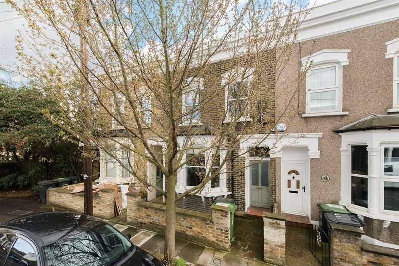 3 Bedrooms Terraced House for sale in Leathwell Road, Deptford