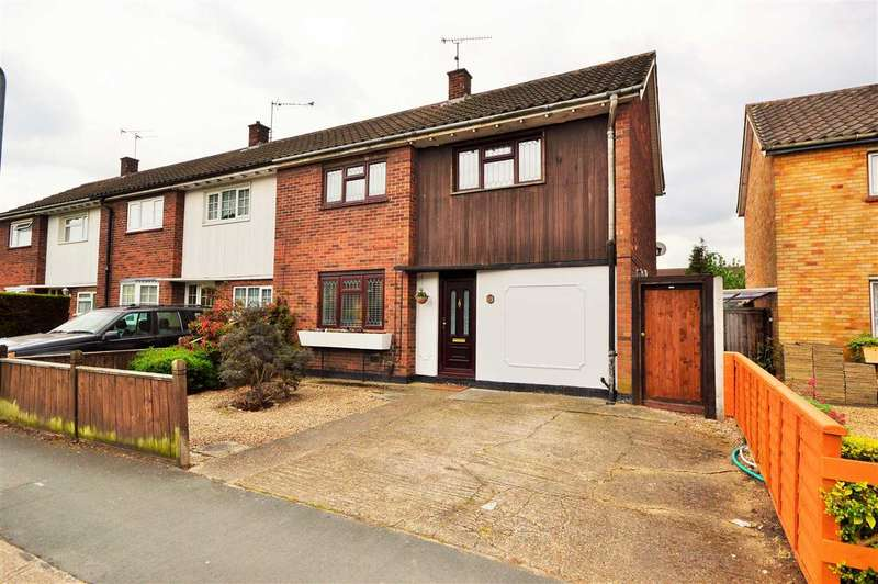 3 Bedrooms End Of Terrace House for sale in Winifred Road, Basildon