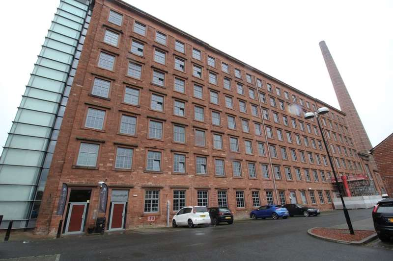 2 Bedrooms Flat for sale in Shaddongate, Carlisle, CA2