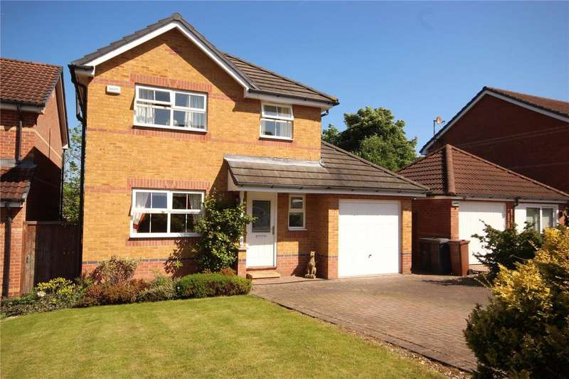 4 Bedrooms Detached House for sale in Alford Close, Redbrook, Barnsley, S75