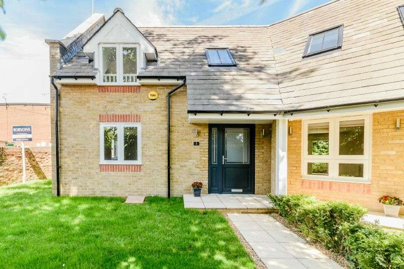 2 Bedrooms End Of Terrace House for sale in High Street, Harefield, Middlesex UB9