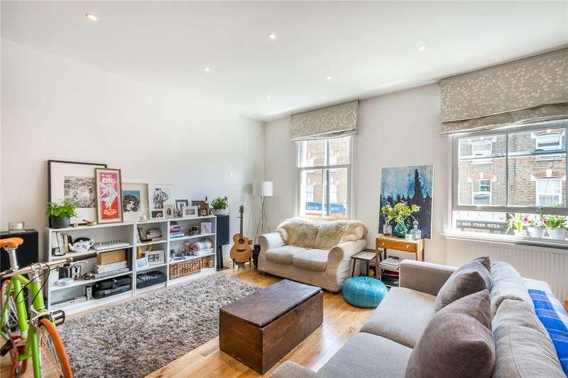 1 Bedroom Flat for sale in Blackstock Road, London, N5