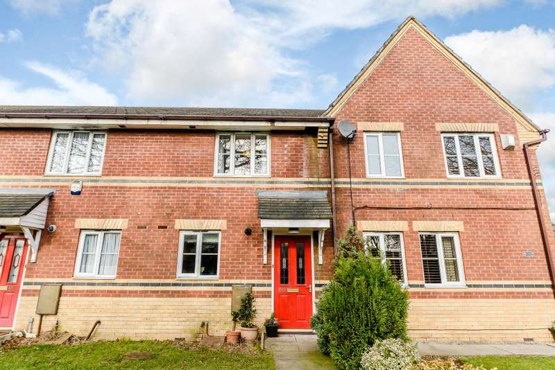 2 Bedrooms Terraced House for sale in Portway, Manchester, Greater Manchester, M22 1SL