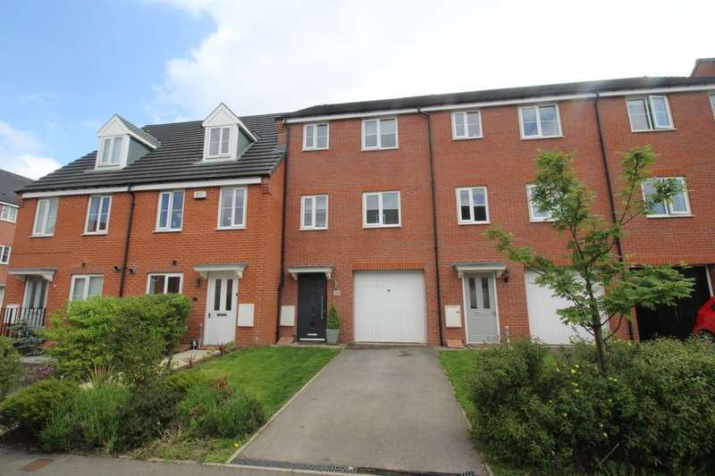 4 Bedrooms Property for sale in Fullshaw Bank, Penistone, Sheffield, S36