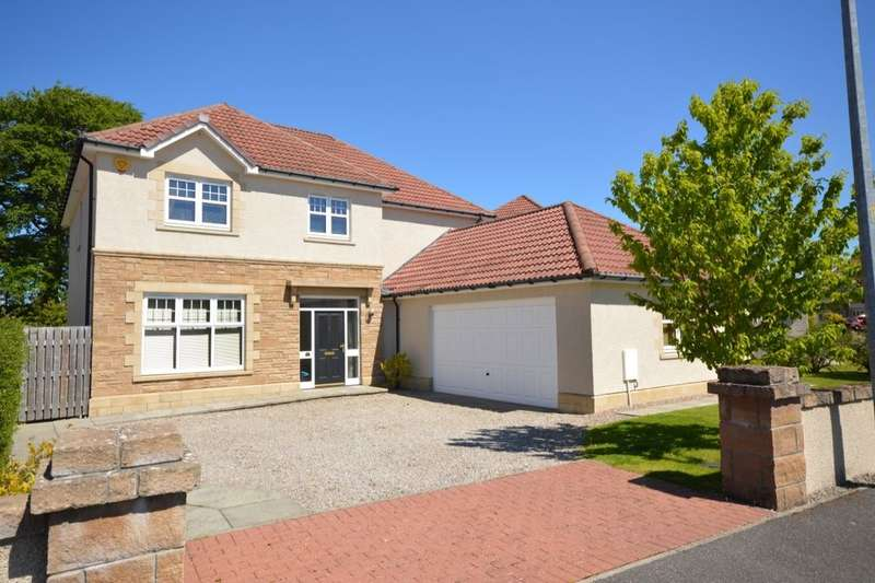 5 Bedrooms Detached House for sale in Culduthel Mains Gardens, Culduthel, Inverness, IV2
