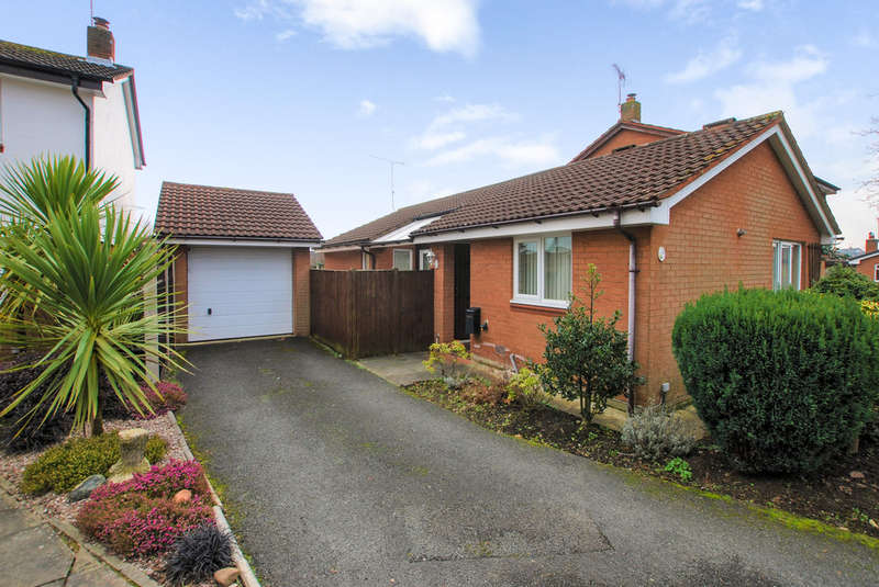 2 Bedrooms Detached Bungalow for sale in Barley Croft, Great Boughton