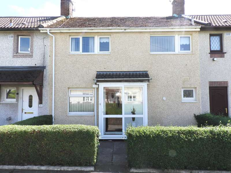 3 Bedrooms Terraced House for sale in Morston Walk, Southdene