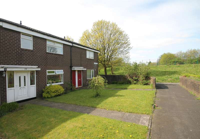3 Bedrooms Terraced House for sale in Oakford Walk, Daubhill, Bolton, BL3 4DL