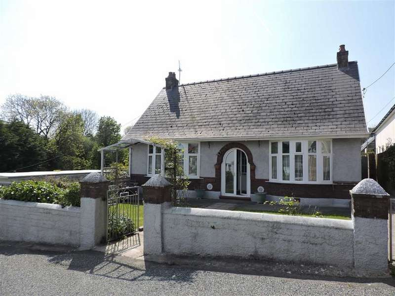 2 Bedrooms Detached Bungalow for sale in New Road, Goodwick