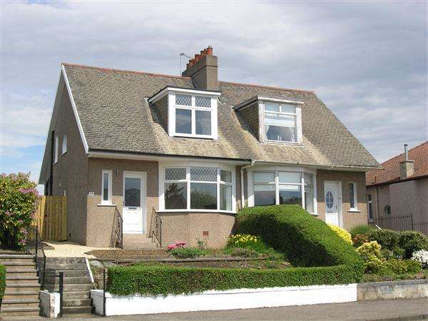 2 Bedrooms Semi Detached Bungalow for sale in Kings Park Avenue, Rutherglen, Glasgow
