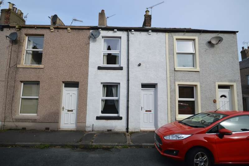 2 Bedrooms Property for sale in Ada Street, Maryport, CA15