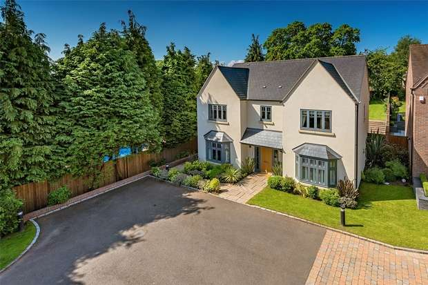 5 Bedrooms Detached House for sale in 19 Westgate Drive, BRIDGNORTH, Shropshire