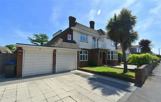 5 Bedrooms Detached House for sale in Stanley Road, Broadstairs, Kent
