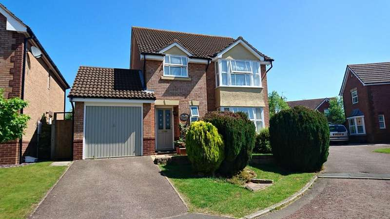 4 Bedrooms Detached House for sale in Balliol Road, Brackley