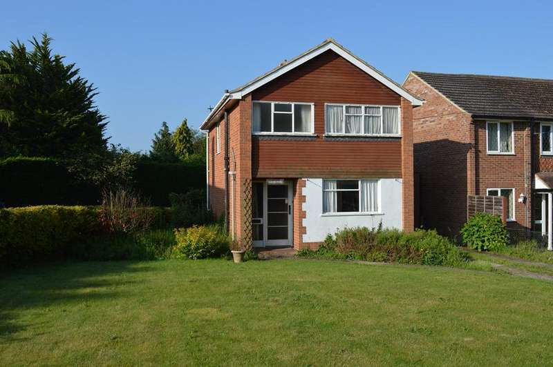 3 Bedrooms Detached House for sale in School Road, Barkham, Wokingham, Berkshire, RG41 4TR
