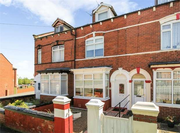 2 Bedrooms Terraced House for sale in Southmoor Road, Hemsworth, Pontefract, West Yorkshire