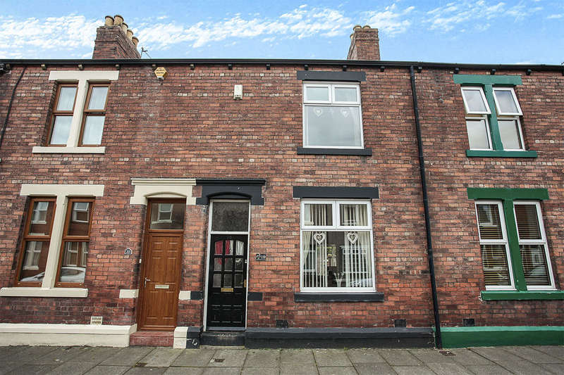 2 Bedrooms Property for sale in Melbourne Road, Carlisle, CA1