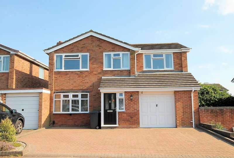 4 Bedrooms Semi Detached House for sale in Willoughby Road, Coton Green,Tamworth B79 8NH