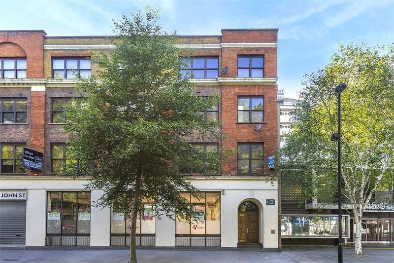 3 Bedrooms Flat for sale in St. John Street, London, EC1V