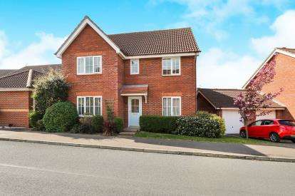 5 Bedrooms Detached House for sale in Dussindale, Norwich, Norfolk
