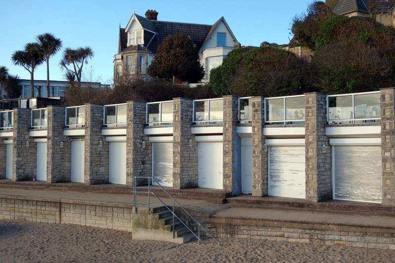 Chalet House for sale in Ocean Bay Swanage, Beach Cabin