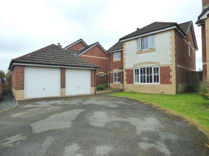 4 Bedrooms Detached House for sale in The Chase, Cottam, Preston, Lancashire